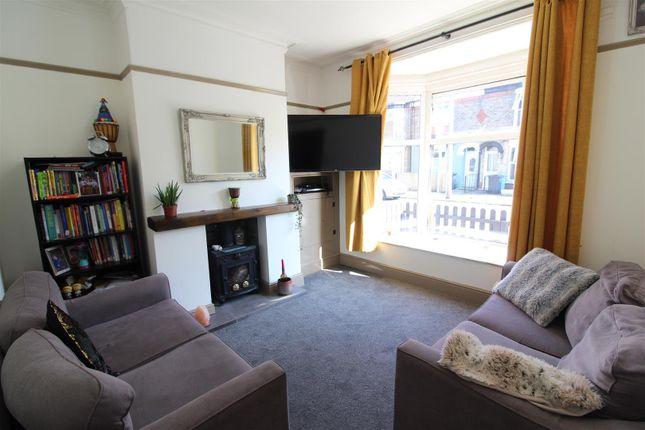 Living Room of Newstead Street, Hull HU5