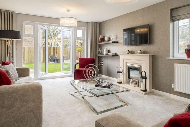 """Thumbnail Detached house for sale in """"Winstone"""" at Wonastow Road, Monmouth"""
