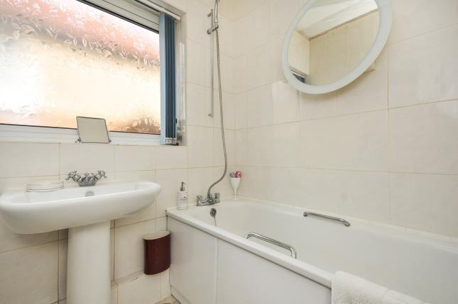 Bathroom of Princes Road, Hextable, Kent BR8