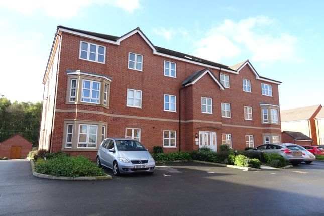 Thumbnail Flat to rent in Scampston Drive, East Ardsley, Wakefield