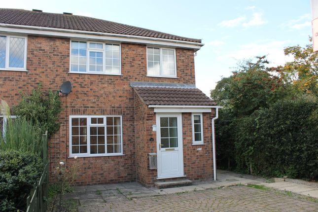 Thumbnail Semi-detached house to rent in New Inn Lane, Easingwold, York