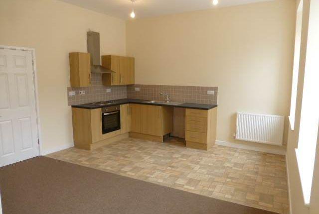 Thumbnail Flat to rent in 37 King Street, Carmarthen, Carmarthenshire