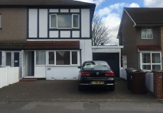 Thumbnail Terraced house to rent in Whalebone Lane North, Romford