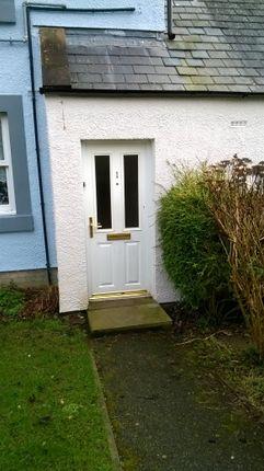 Thumbnail Flat to rent in Town Walls Close, Kirkcudbright