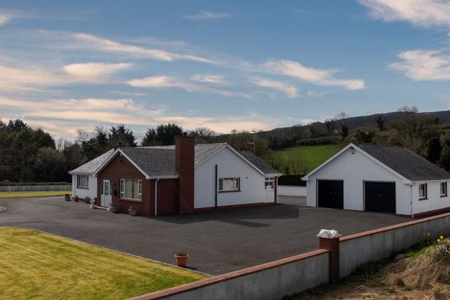 3 bed detached bungalow for sale in 19 Chancellors Road, Newry BT35