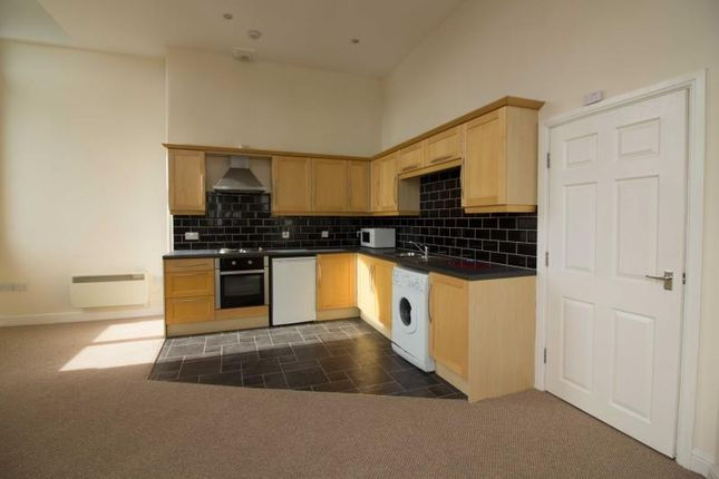 Thumbnail 1 bedroom flat to rent in Station House, Station Road, Batley