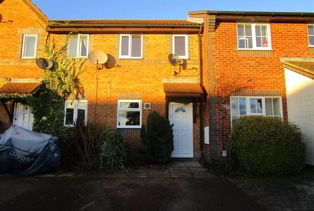 Thumbnail Terraced house to rent in Chepstow Close, Stevenage