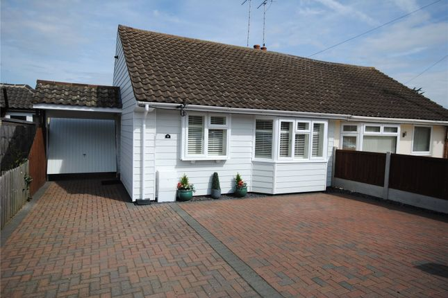Thumbnail Bungalow for sale in Duffield Road, Chelmsford, Essex
