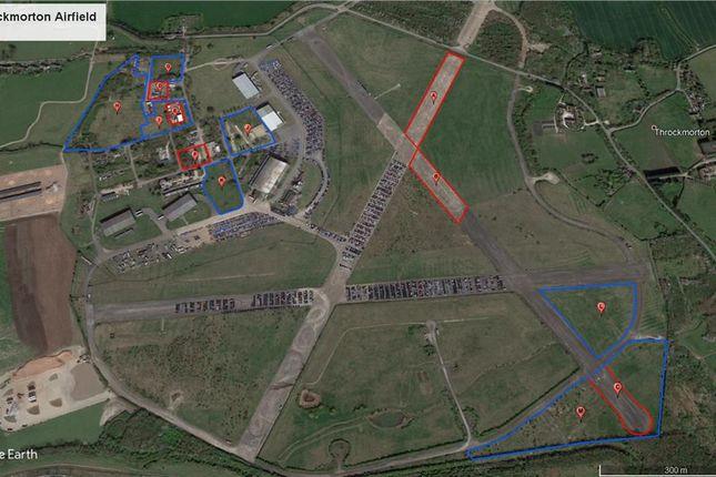 Thumbnail Land to let in Open Storage Land, Throckmorton Industrial Park, Long Lane, Throckmorton, Pershore, Worcestershire