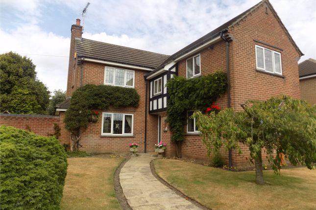 Thumbnail Detached house for sale in Little Lane, Heanor Road, Denby Village, Derbyshire
