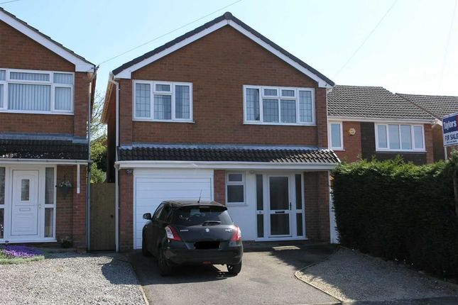 3 bed detached house for sale in Banbery Drive, Wombourne, Wolverhampton