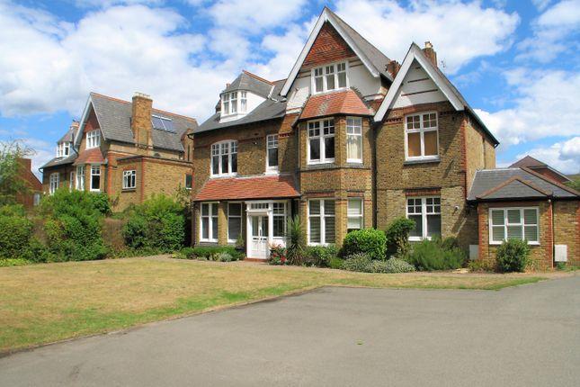 Thumbnail Flat to rent in St Marys Road, Surbiton