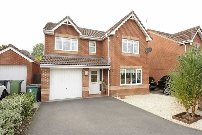 Thumbnail Detached house for sale in Soane Close, Wellingborough