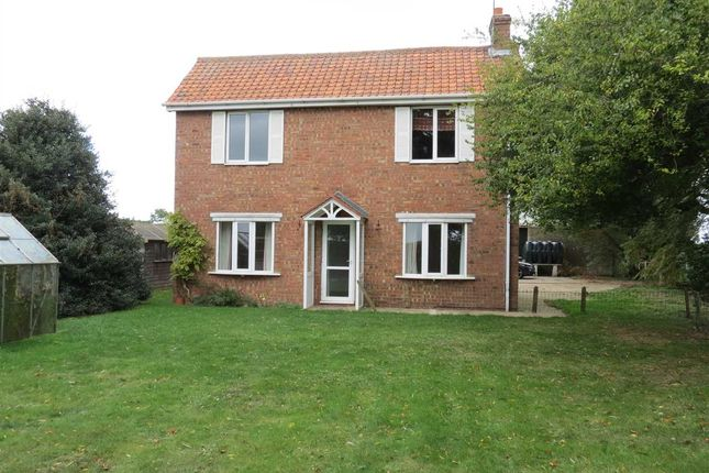 Thumbnail Detached house to rent in Woodend, Fen Road, Digby