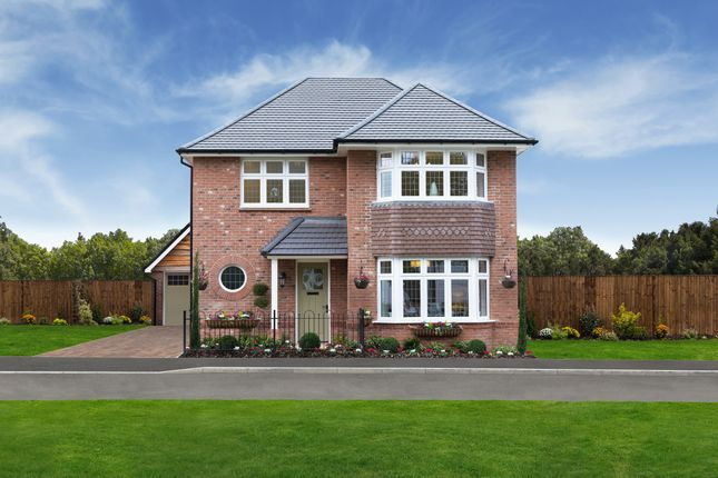 Thumbnail Detached house for sale in Amington Links, Eagle Drive, Tamworth, Staffs