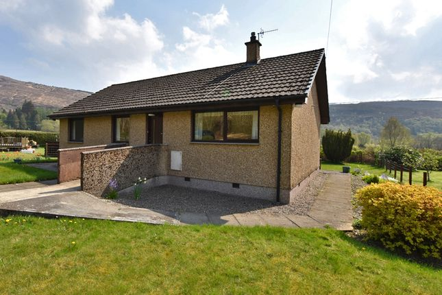 Detached bungalow for sale in Inchree, Onich, By Fort William