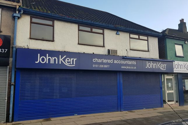 Thumbnail Retail premises for sale in Eaton Road, West Derby