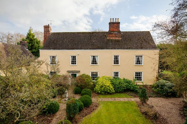 Thumbnail Detached house for sale in Stoke By Clare, Sudbury, Suffolk