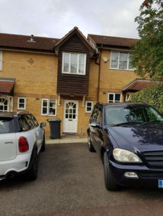 Thumbnail Terraced house to rent in Britton Close, London