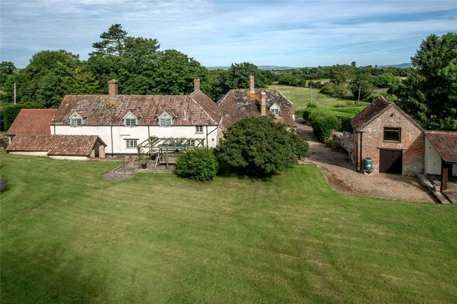 Thumbnail Detached house for sale in Poundisford, Taunton, Somerset