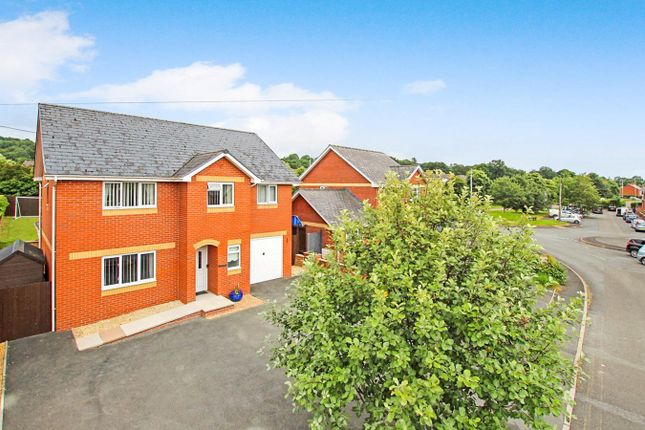 Thumbnail Detached house for sale in Boundary Terrace, Tremont Road, Llandrindod Wells