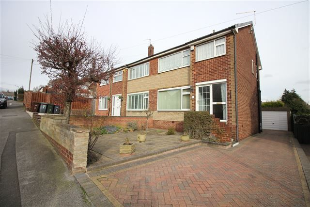 Front of Roehampton Rise, Brinsworth, Rotherham S60