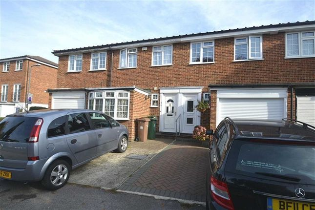 Thumbnail Terraced house for sale in Langley Park Road, Sutton