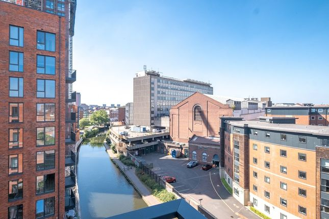 Thumbnail Flat for sale in The Barker, Shadwell Street, Birmingham