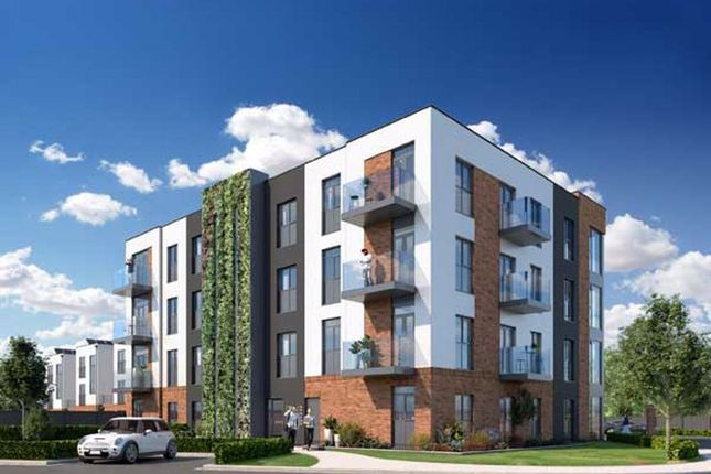 2 bed flat for sale in The Avenue, By Etopia Homes, Priors Hall, Corby NN17