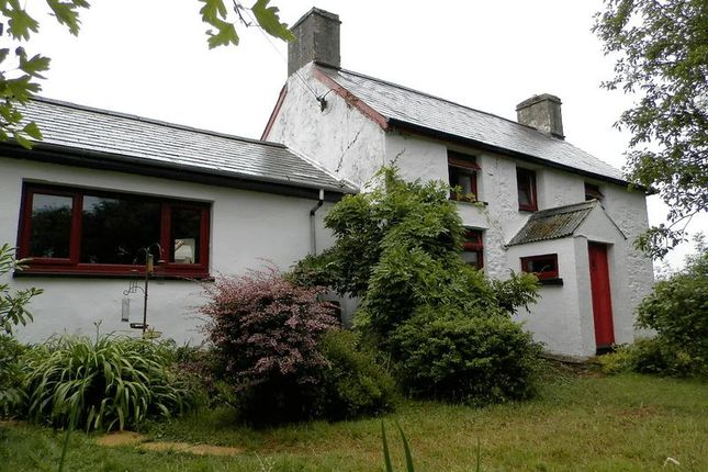 Thumbnail Detached house for sale in Plwmp, Llandysul