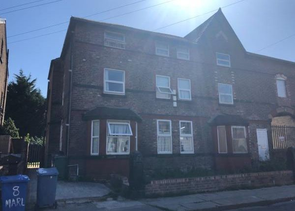 Thumbnail Semi-detached house for sale in Flats 1, 2, & 3, 6 Marlborough Road, Tuebrook, Liverpool