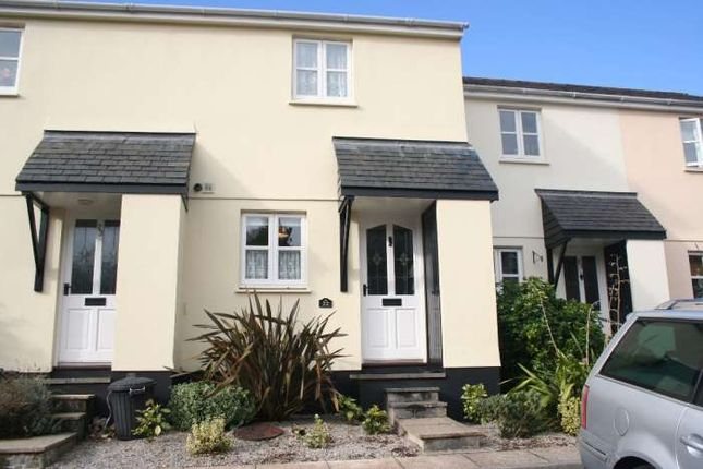 Thumbnail Terraced house to rent in Church Close, Kingsbridge