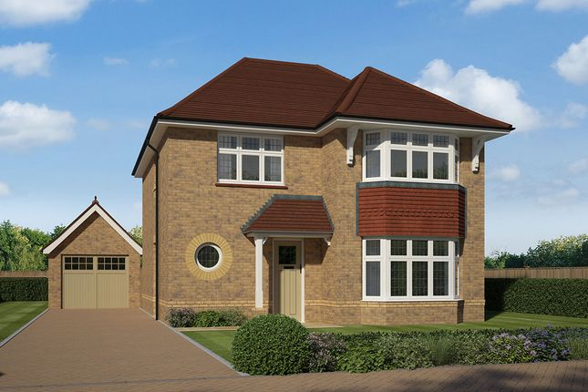 """Thumbnail Detached house for sale in """"Leamington Lifestyle"""" at Haslingfield Road, Barrington, Cambridge"""