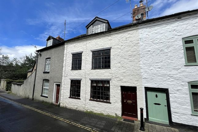 Terraced house for sale in New Street, Welshpool, Powys