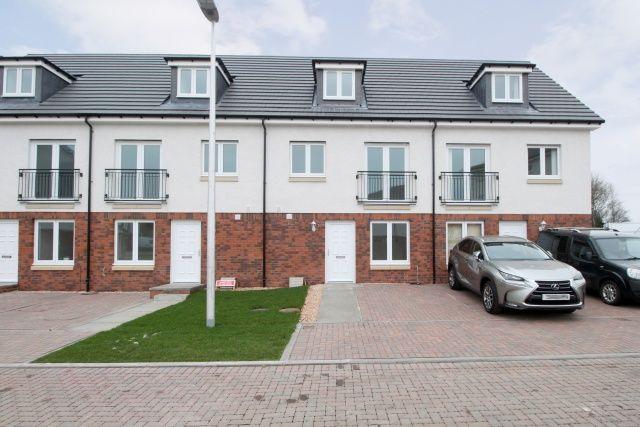 New Build Homes Kirkliston