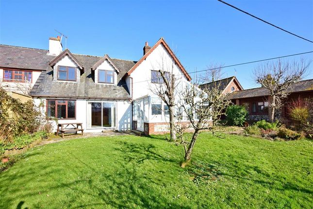 Thumbnail Semi-detached house for sale in Warningcamp, Arundel, West Sussex