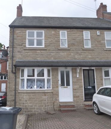 Thumbnail Property to rent in Somerset Road, Harrogate