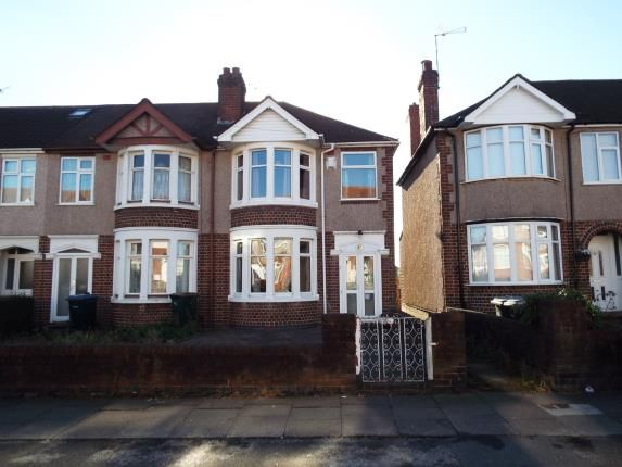 End terrace house in  Sussex Road  Coundon  Coventry  West Midlands  Birmingham