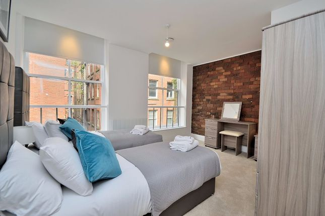 Thumbnail Flat to rent in Canal Street, Manchester