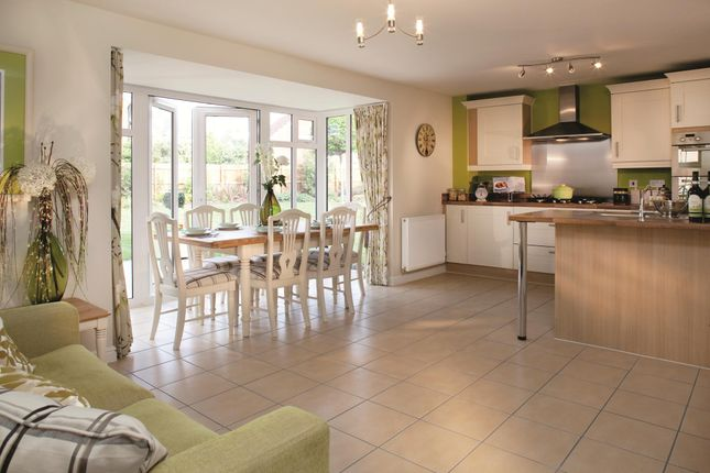 """Thumbnail Detached house for sale in """"Brunston"""" at Merchiston Oval, Brookfield, Johnstone"""