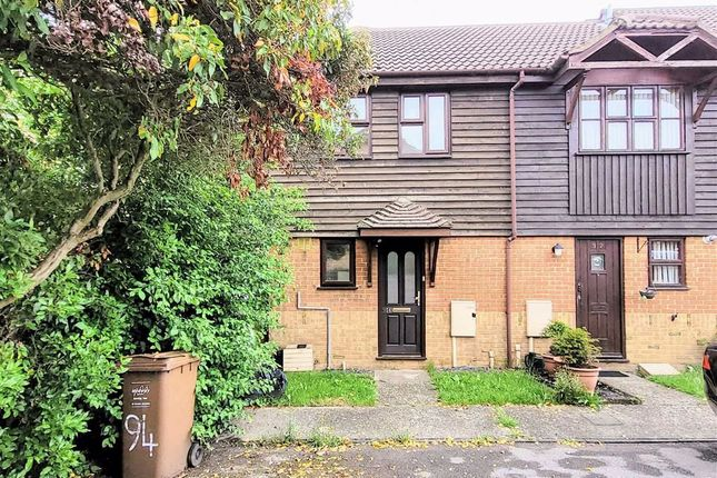 Thumbnail End terrace house to rent in Kitchener Road, Strood, Rochester