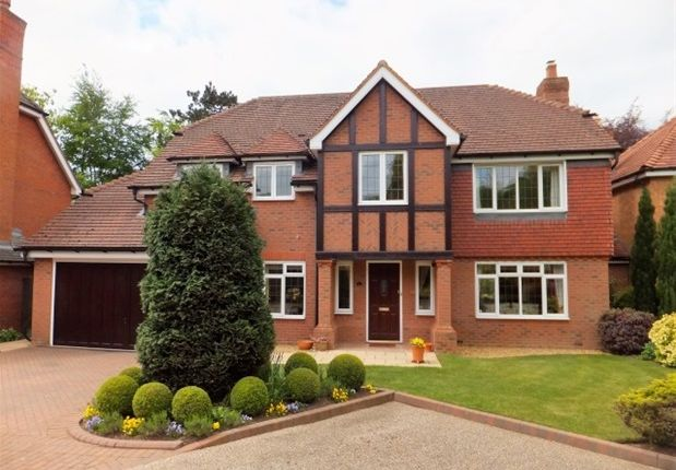 Thumbnail Detached house for sale in Lingfield Grange, Streetly, Sutton Coldfield
