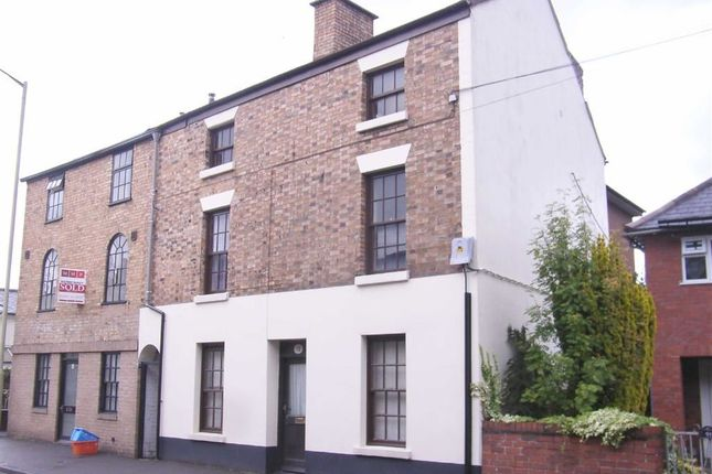 Thumbnail Flat to rent in Flat 4, 19, Upper Church Street, Oswestry, Shropshire