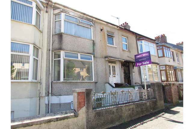 Front of Old Laira Road, Plymouth PL3