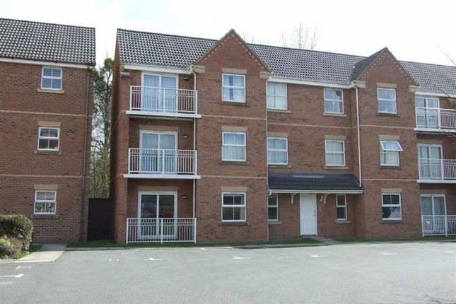 Thumbnail Flat to rent in Pipkin Court, Coventry