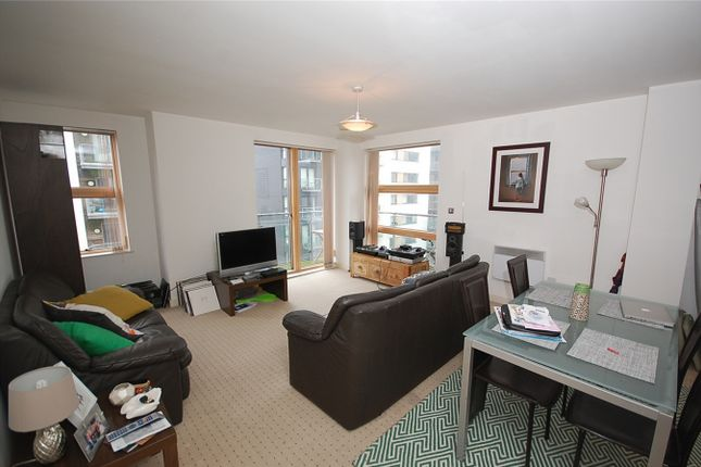 Thumbnail Flat for sale in Hornbeam Way, Manchester