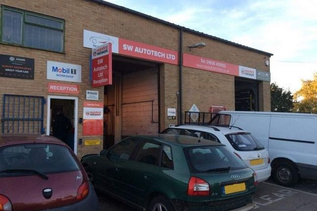 Thumbnail Parking/garage for sale in Unit 5-6, Yeovil