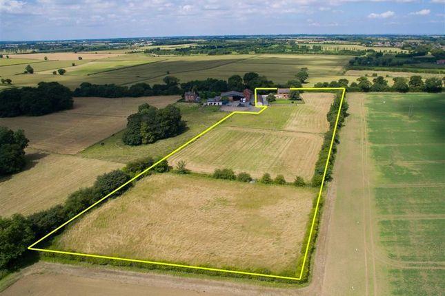 Paddocks of Grainsby Lane, Tetney, Lincolnshire DN36