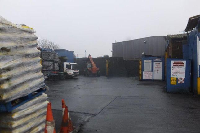Outside of Byron Avenue, Lowmoor Business Park, Kirkby In Ashfield NG17