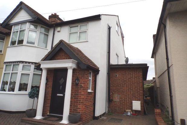 Thumbnail Property to rent in Upper Rainham Road, Hornchurch
